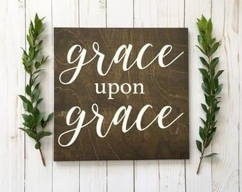 Grace Upon Grace Square