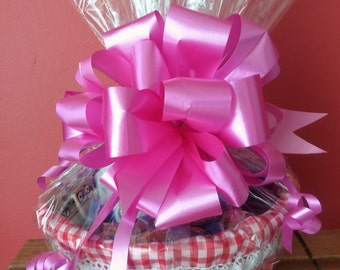 Fruit tea gift Basket