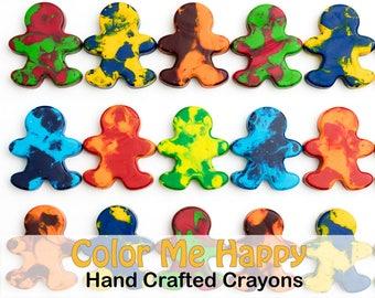 People Crayons