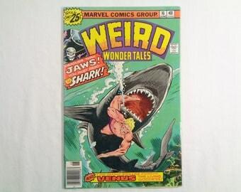 Weird Wonder Tales #16 VG/FN Bronze Age Marvel Comics