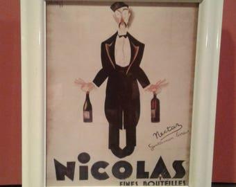 Nicolas - Fines Bouteilles