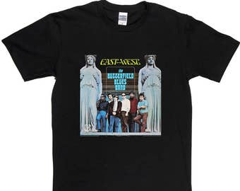 The Butterfield Blues Band East West T-shirt