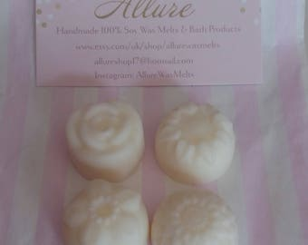 100% Soy Wax Melts- Lily of the Valley