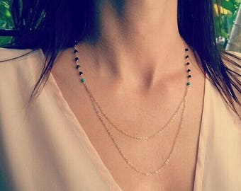 Necklace / Choker / necklace PIPA