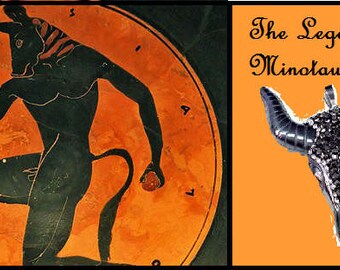 FREE SHIPPING The Legend of the Minotaur