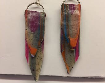 UpBeatArt design earrings