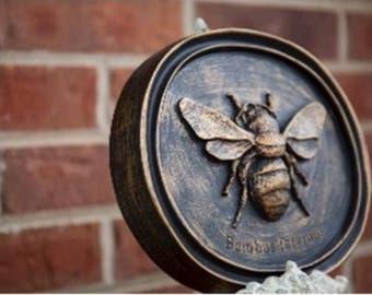 European Bee Plaque