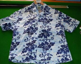Mans hawaii styled summer shirt