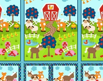 "RJR Apple Hill Farm 2416-1             ---- panel (23"" wide)"