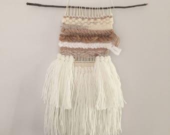 Woven Wall Hanging - Mini Lena
