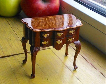 nightstand (plum tree)