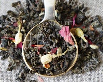 LOKUM OASIS: Fruity oolong for evening tea