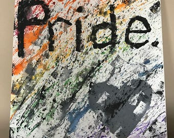 Splattered Pride