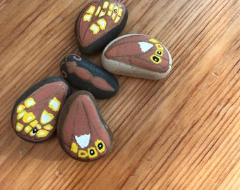 Build a Butterfly Pebbles (1 Set)