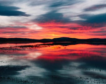 Epic Sunset Print
