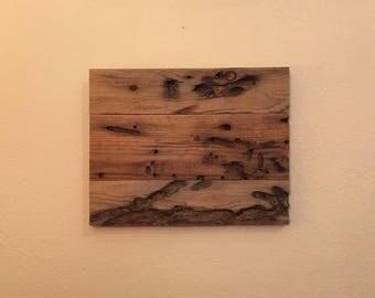 Rustic Wall Art, Wood Wall Art