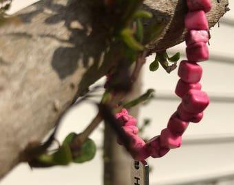 Faith, Hope, Love Charm Bracelets