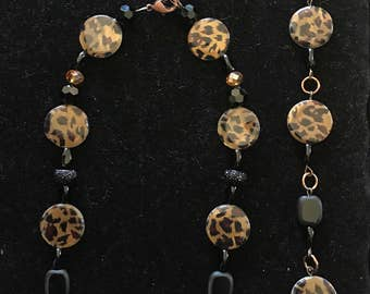 Bengal Tiger Jewelry Set