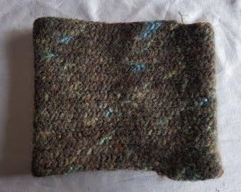 scarf nalbinding  oslo stich