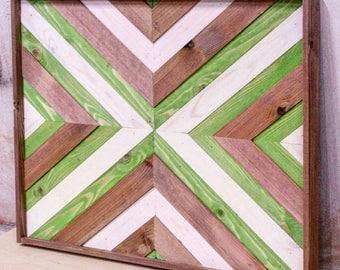 Wood  Wall Art,abstraction
