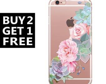 Floral phone case,flower phone case,iphone 6 case, iphone 6 plus case,iphone 7 case,iphone 7 plus case,iphone case,46