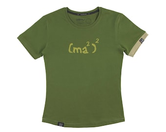 Moms t-shirt world lesbian (Ma2) 2 = 2 (2 Mothers)