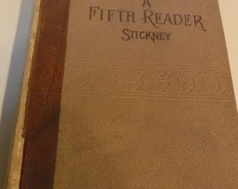 A Fifth Reader, Classic Series 1900