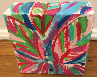 Lilly Inspired Canvas
