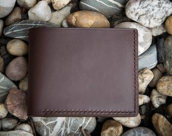 "Lether wallet ""Bifold"""