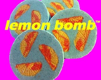 lemonbomb Bath Bombs!