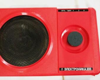 Vintage radio,retro radio,vintage electrinics,collectible radio,antique radio,russian radio,radio receiver,made in USSR,soviet radio