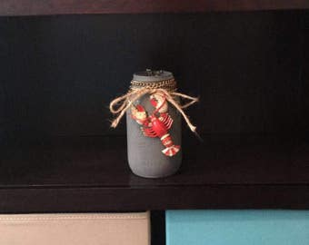Sea Mason jars