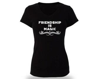 "Great ""Friendship is Magic"" Women T-Shirt"