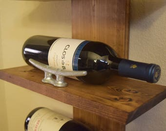 Nautical Wine Rack