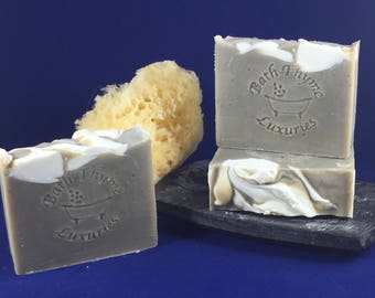 Cambrian Blue Clay Soap   FREE SHIPPING