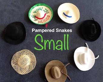 Small Snake Hats