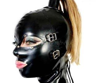 Latex Masks Hoods