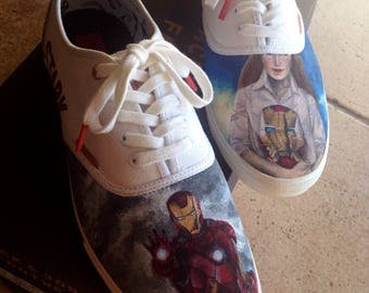 Iron Man shoes