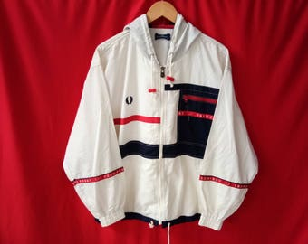 vintage Fred Perry jacket casual style medium men's size