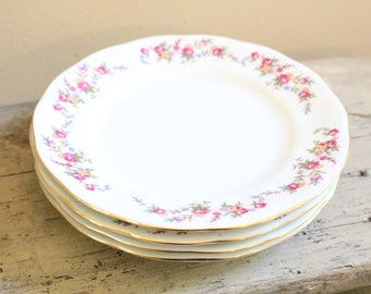 Vintage Favolina Dessert Plates