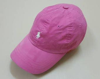 Vintage POLO by Ralph Lauren hat #11
