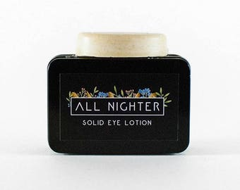 ALL NIGHTER Solid Eye Lotion