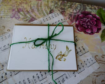 Note Cards 3 pk