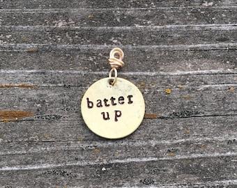 Batter Up Charm