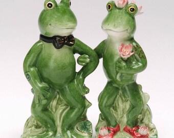Frog Salt and Pepper Shaker Set (30104)