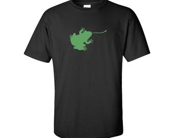 Frog Mens Graphic T Shirt