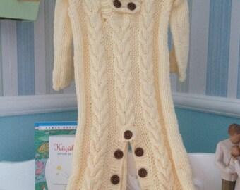 Baby knitting onesies