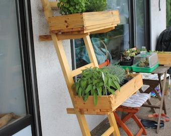 Balcony Plant Box