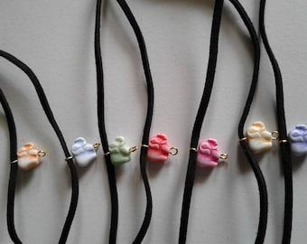 bracelet set with charm