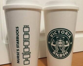 Nurses Coffee Cup